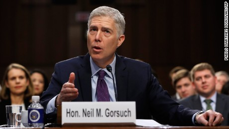 Everyone Hates Neil Gorsuch!