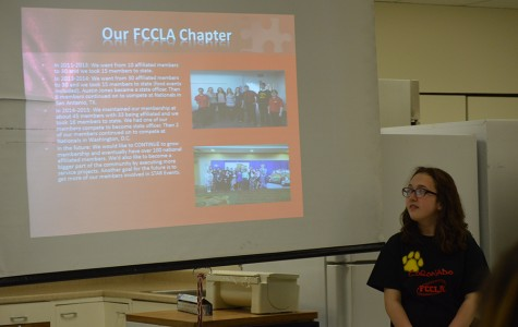FCCLA Kicks Off The Year