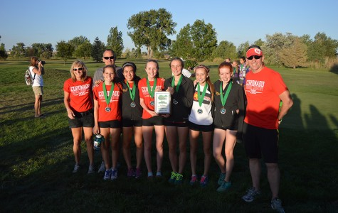 Girls Cross Country Win at Standley Lake Meet
