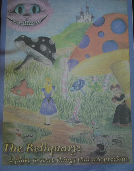 Submissions for The Reliquary Needed