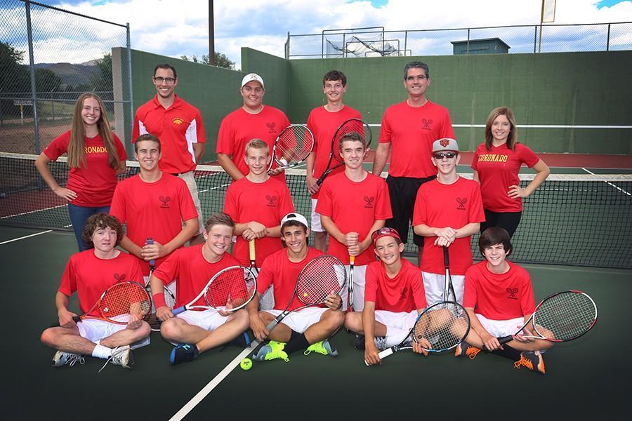 Boys Varsity Tennis is looking ahead to  an outstanding season with  head coach Tyler Philipsen.