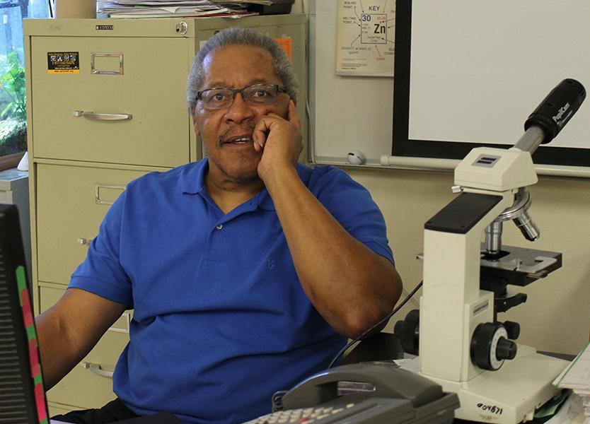 Mr. Richardson: The Perpetual Student