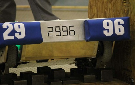 Robotics Team 2996 Scrimmage and Upcoming Events