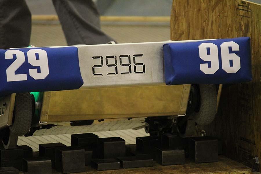 Robotics Team 2996 Scrimmage and Upcoming Events