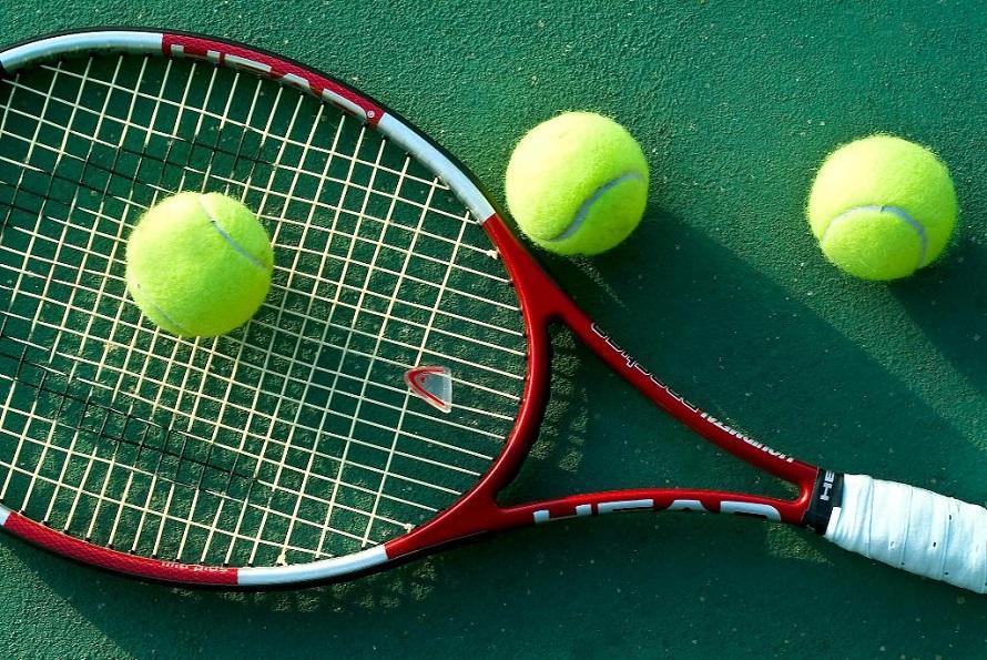 Varsity Boys Tennis Is Causing a Racket!