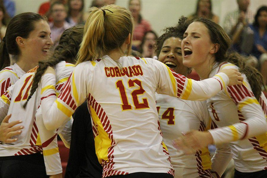 Victorious Volleyball Week Update