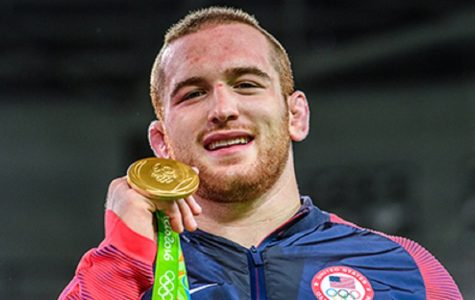 Kyle Snyder Brings Home The Gold!