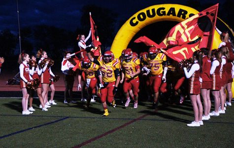 Cougars Charging into the Homecoming Game
