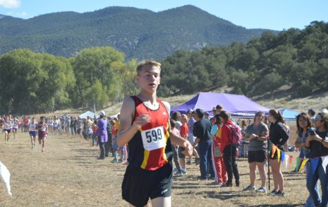 Cougars Take First and Second: Salida Cross Country Invitational