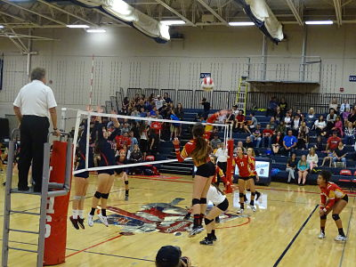 Cougars Fall to Pine Creek in Three