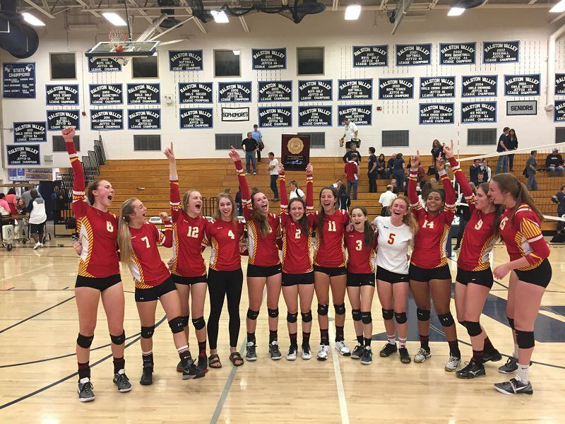 Over the weekend the Cougars beat #12 Ralston Valley and #25 Legacy to make their fifth trip to state in the last six years.