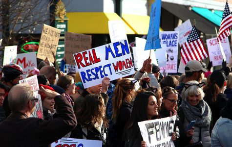 Hundreds of Thousands of Women March Across the Springs, Colorado, and The U.S.