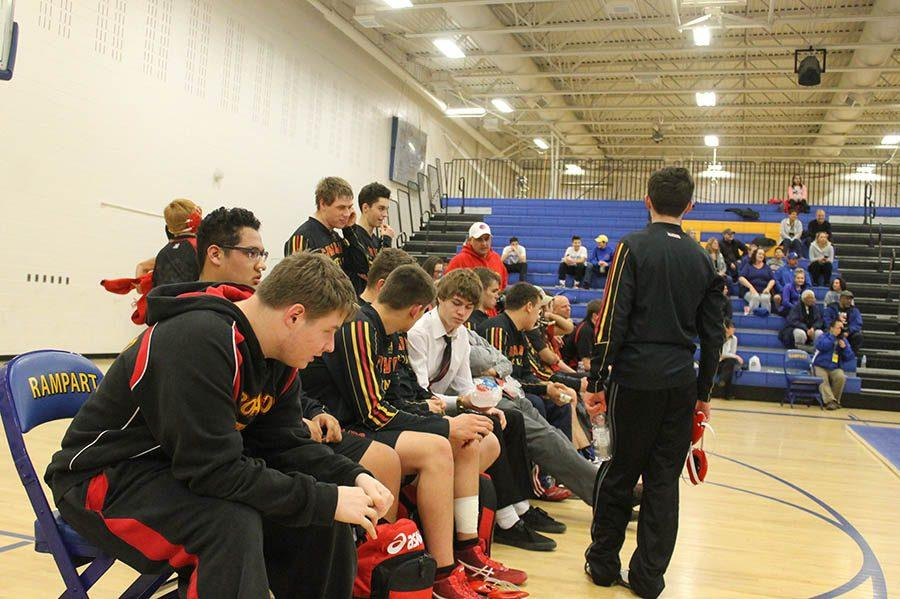 Five Coronado wrestlers have advanced to the quarterfinals after and outstanding effort at state.