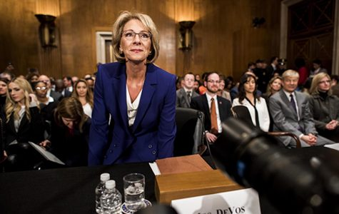 Secretary of Education Betsy DeVos Confirmed