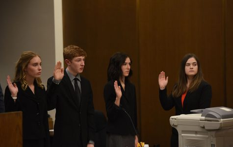 Mock Trial Argues Their Way to State!