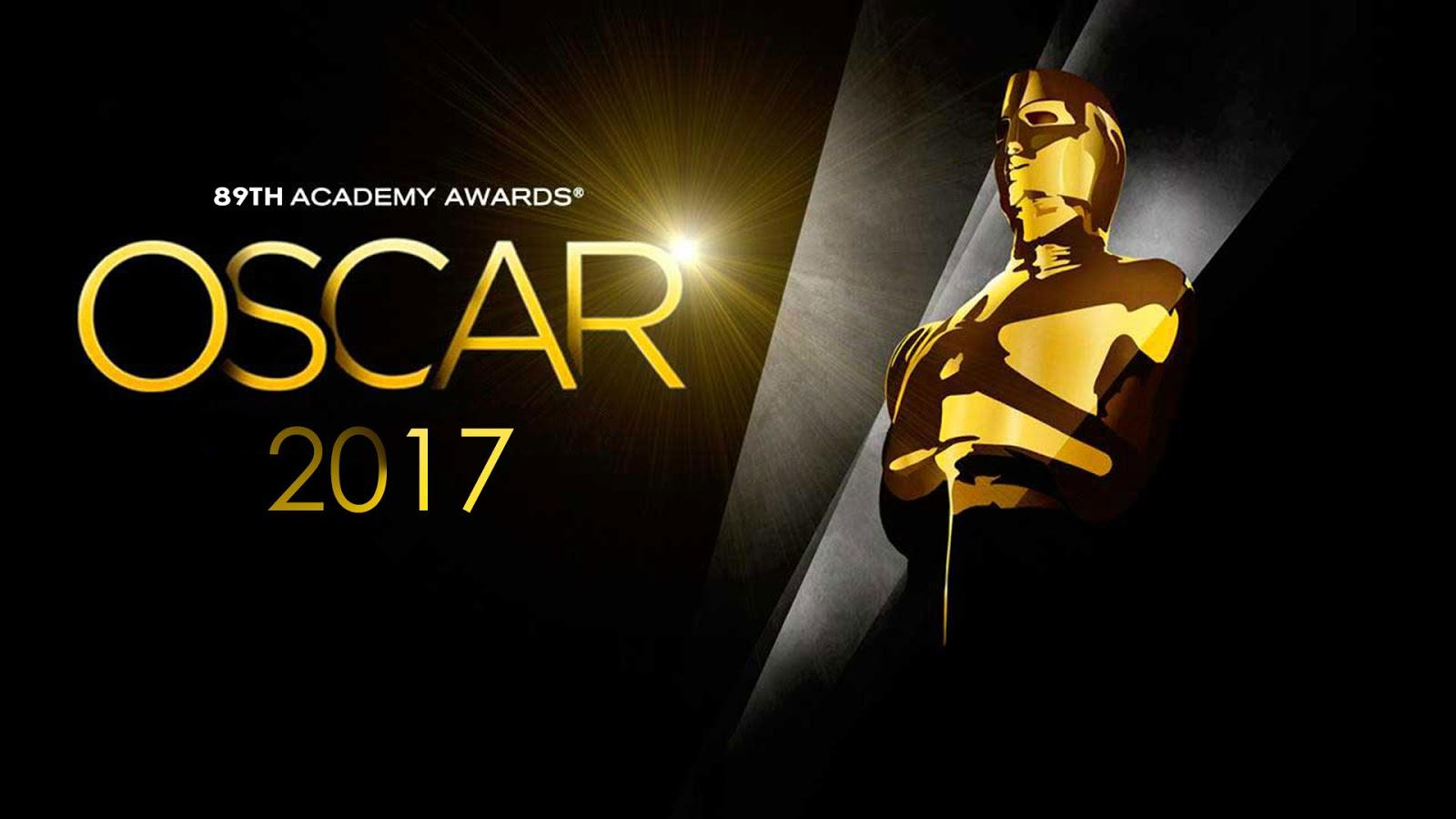 89th Annual Academy Awards, Oscars 2017