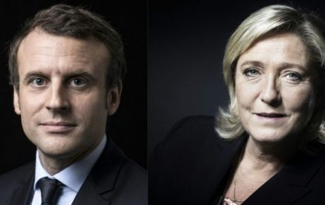 First Round of French Presidential Election