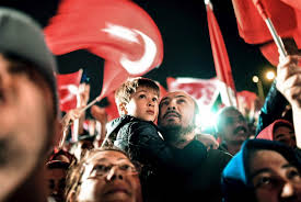 Turkey Votes to Alter Presidential Powers
