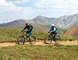 Mountain biking club is beginning once again with the return of good weather.
