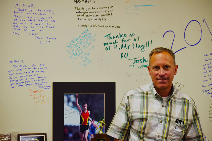 Longtime Coach, Teacher and Friend Ends His Career at Coronado