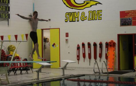 Boys Swimming Makes Waves