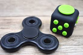 Fidget cubes and spinners are everywhere at Coronado, but their use is debated.