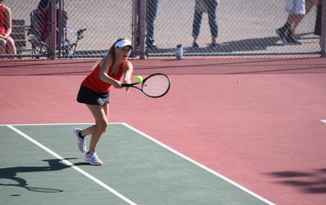 Women's Tennis Takes on Regionals