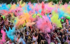 First Annual Color Dance Set for First Day of School