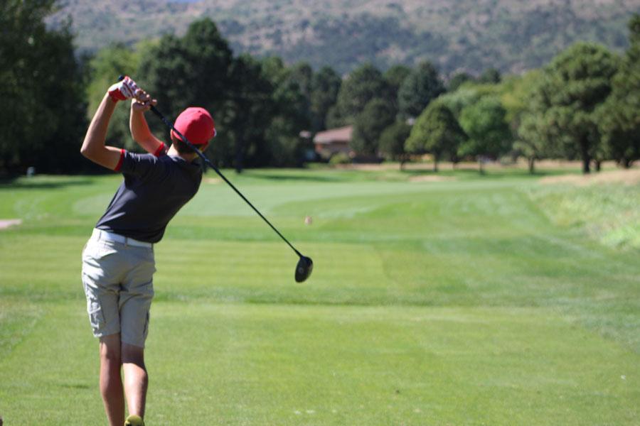Fin de Temporada de Golf Masculino