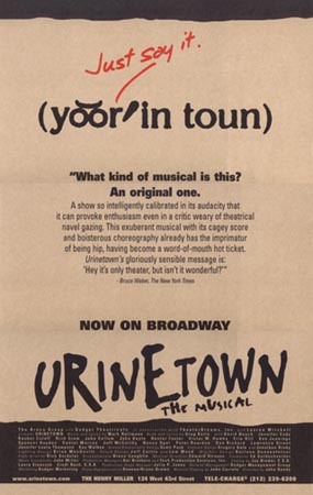 Come on Down to Urinetown