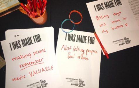 Día Mundial para la Prevención del Suicidio – Hecho Posible por Estudiantes de Coronado