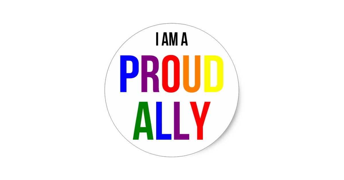 Show Your Support During LGBTQ+ Ally Week!