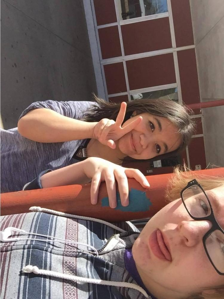 Coronado Students Ben and Amanda