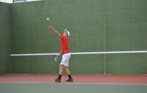 Semana 8/28-8/31 de Equipo Masculino de Tenis