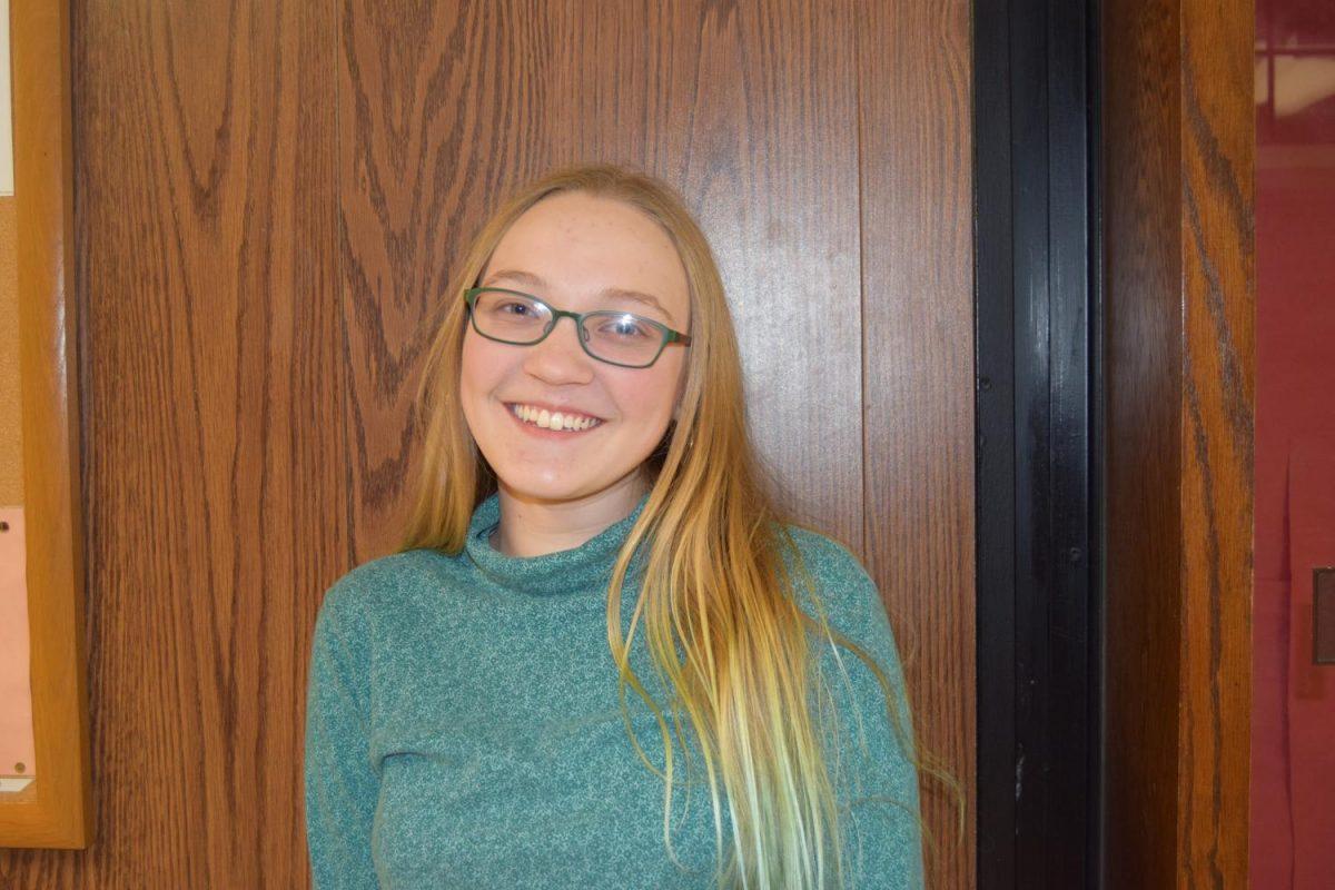 Coronado sophomore Ellie Myers