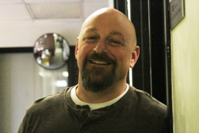 Coronado Athletic Director Jim Porter