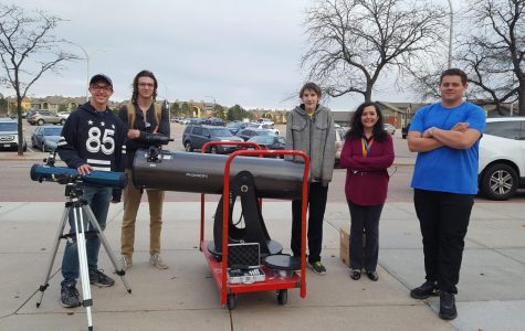 Shoot for the Stars With the Astronomy Club!