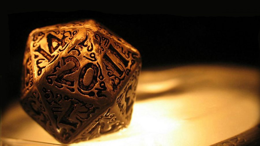 Roll a D20 With the Dungeons & Dragons Club!