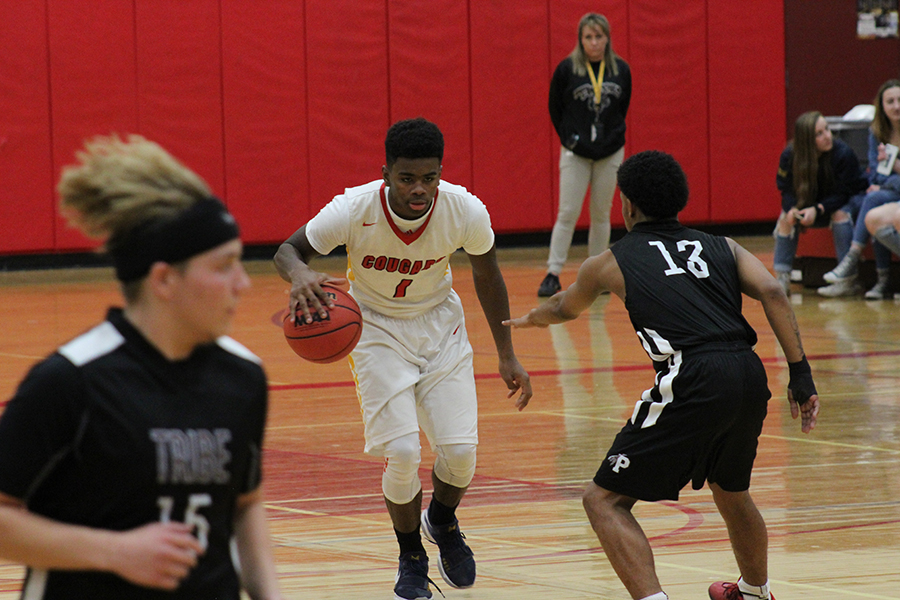 The men's basketball team's win against Palmer hints of a larger trend over the past few seasons.