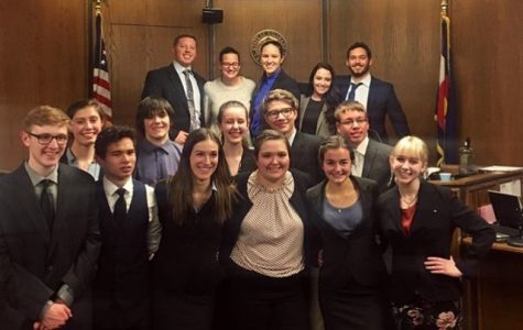 Mock Trial Results – Coronado Never Loses Its Appeal