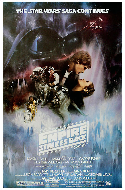 Star Wars Movie Showing 2/23