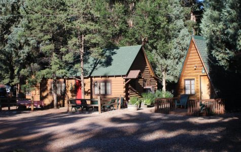 Set Up Camp for High Trails!