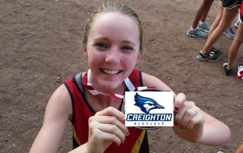 Cross Country Champion Coronado Cougar Chloe Cassens Commits to Creighton for College! Cool!