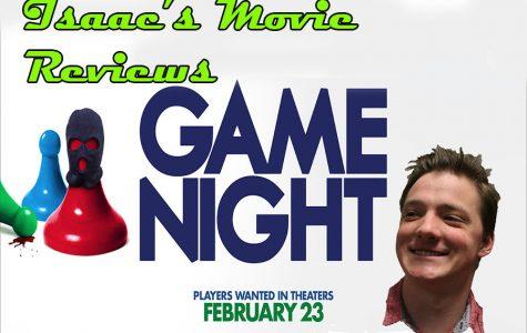 Isaac's Movie Reviews: Movie Night (R)