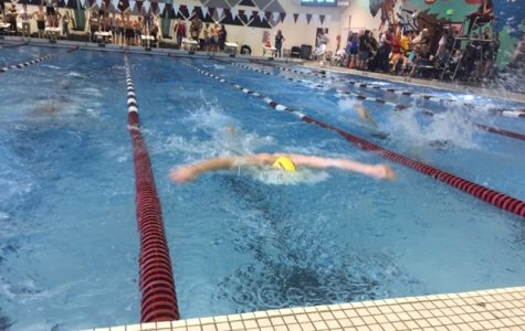Boys Swimming Stays Afloat