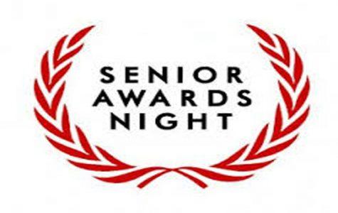 Senior Awards Night is Coming Up!