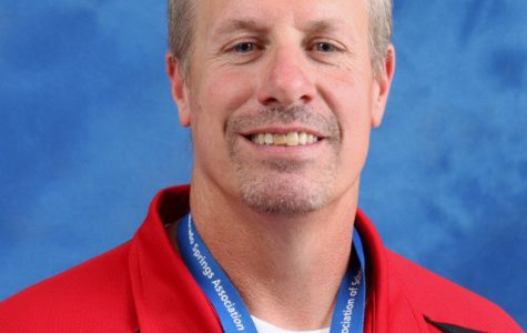 Mr. DuBois Says Farewell to Coronado