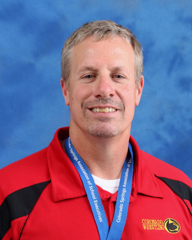 Mr. DuBois Says Farewell to Coronado