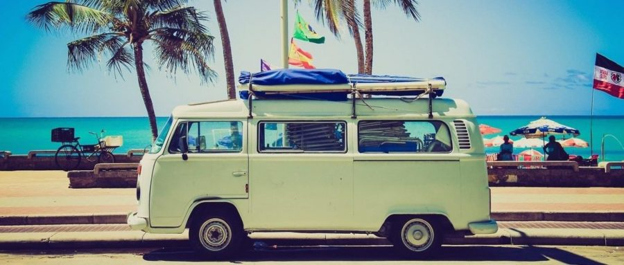 Staying Cool or Gettin Hot over Summer Break - Travel Destinations
