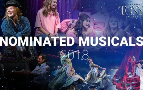 Nominations for the 72nd Tony Awards